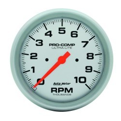 "Compte-Tours 5"" Autometer Ultra Lite 4498"