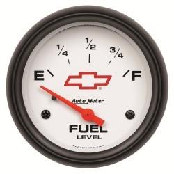 Jauge à carburant Autometer GM 5814-00406