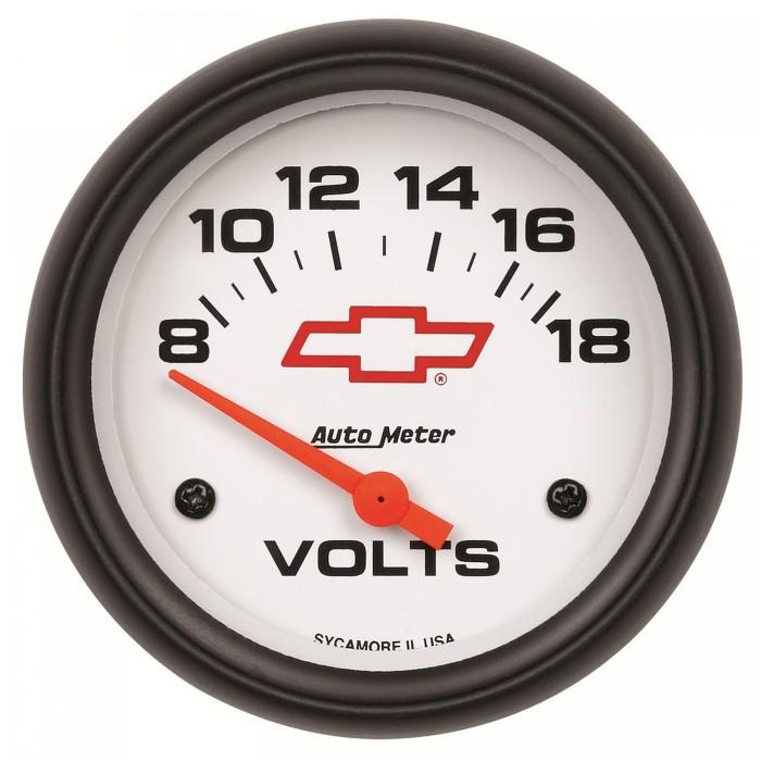 Voltmètre Autometer GM 5891-00406