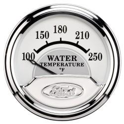 Manomètre de température d'eau Autometer Ford MasterPiece 880353