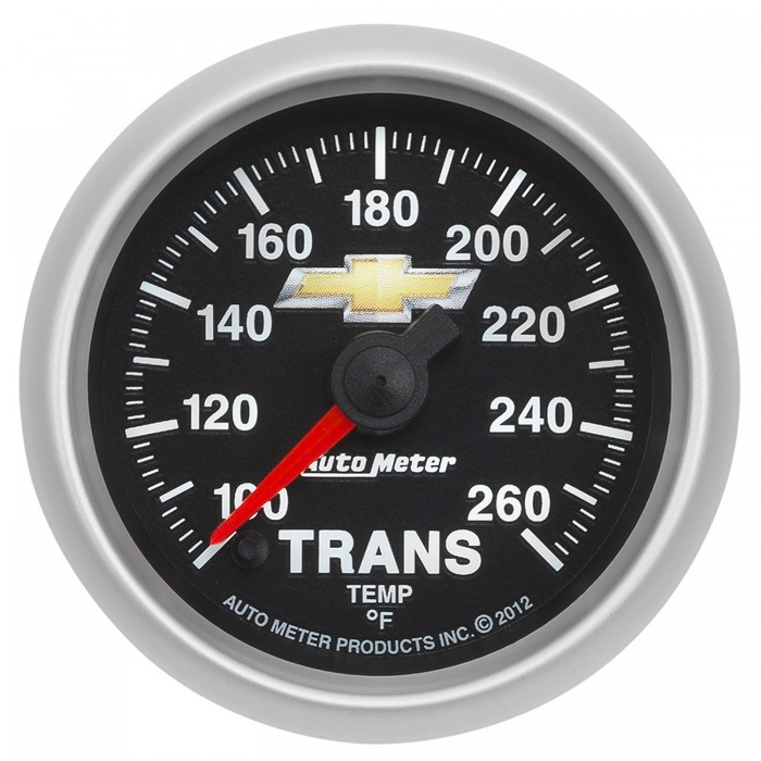Manomètre de température de transmission Autometer Copo Camaro 880448