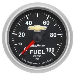 Manomètre de pression d'essence Autometer Copo Camaro 880449