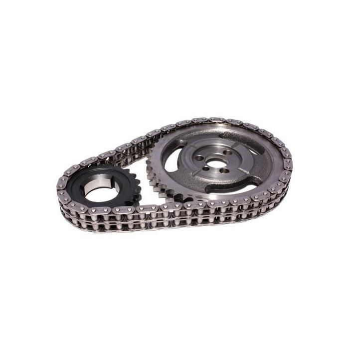 Kit pignons et chaîne distribution Comp Cams Hi-Tech 3100