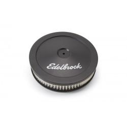 Boitier + filtre à air Edelbrock 1203
