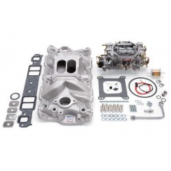 Kit admission + carburateur Edelbrock 2021