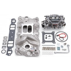 Kit admission + carburateur Edelbrock 2023
