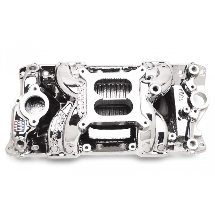 Collecteur d'admission Edelbrock 75014