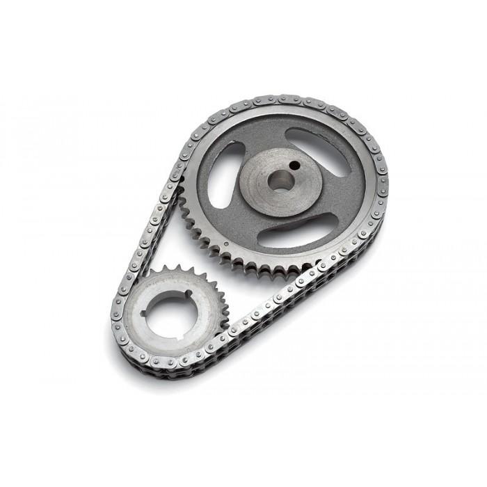 Kit pignons et chaîne distribution Edelbrock Performer Link 7808