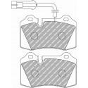 Plaquettes de frein Ferodo DS Perf FDS721