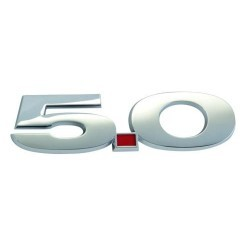 Emblème 5,0L Ford Racing M-1447-M50
