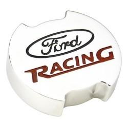 Bouchon d'huile chromé Ford Racing M-6766-MP46A