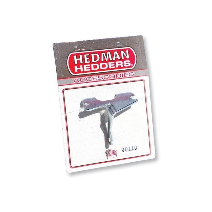 Support compresseur climatisation Hedman headers 20110