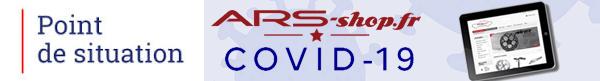 ARS pendant Covid-19